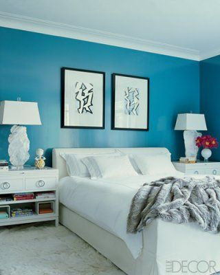 These walls are laquered, I like to use a finish by Sherwin Williams