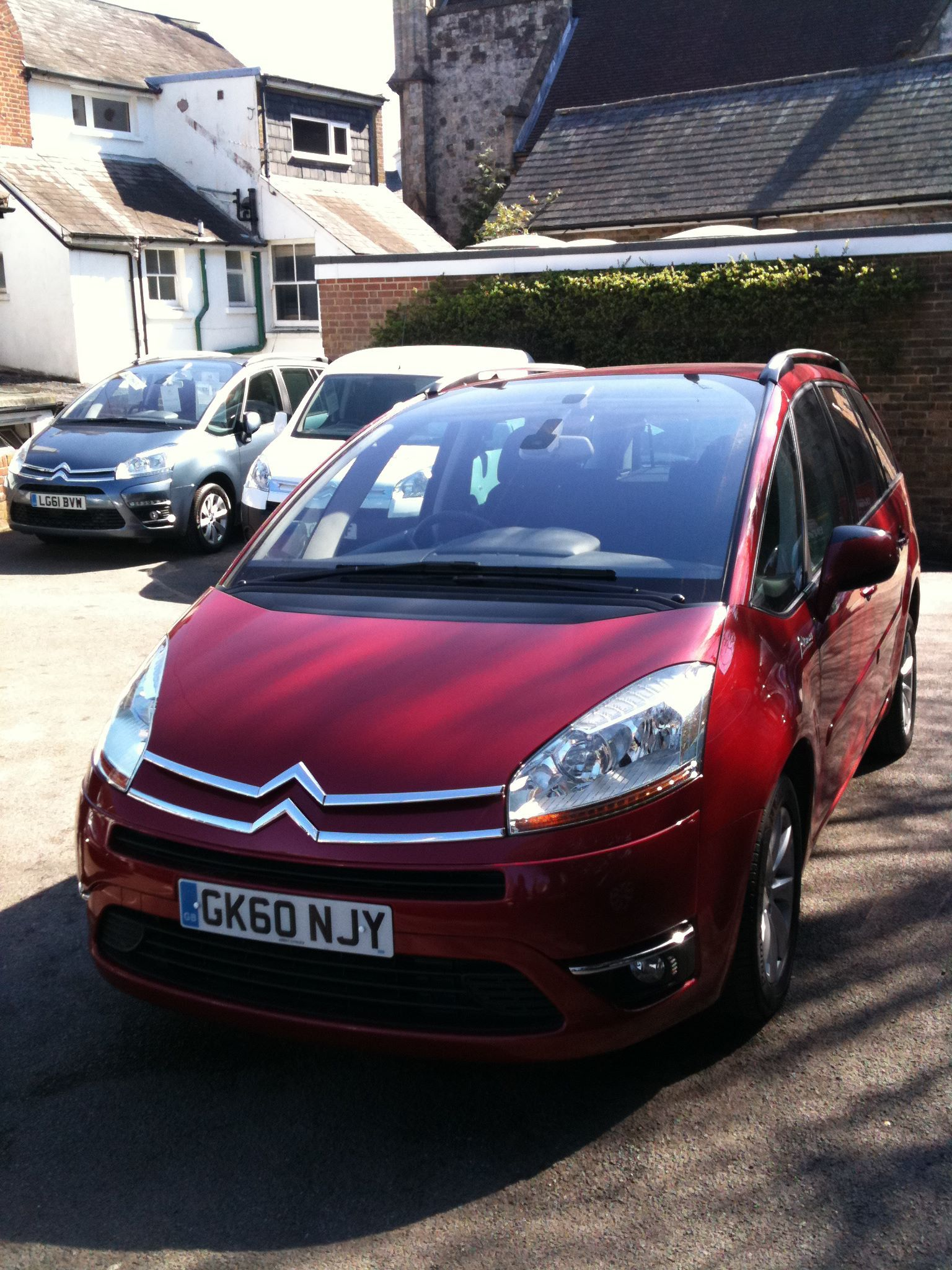 My mums car was stolen yesterday this is what it looks
