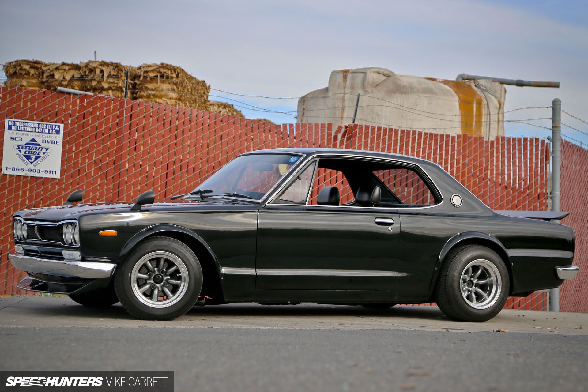 Back In Black A Hakosuka Built The Old School Way