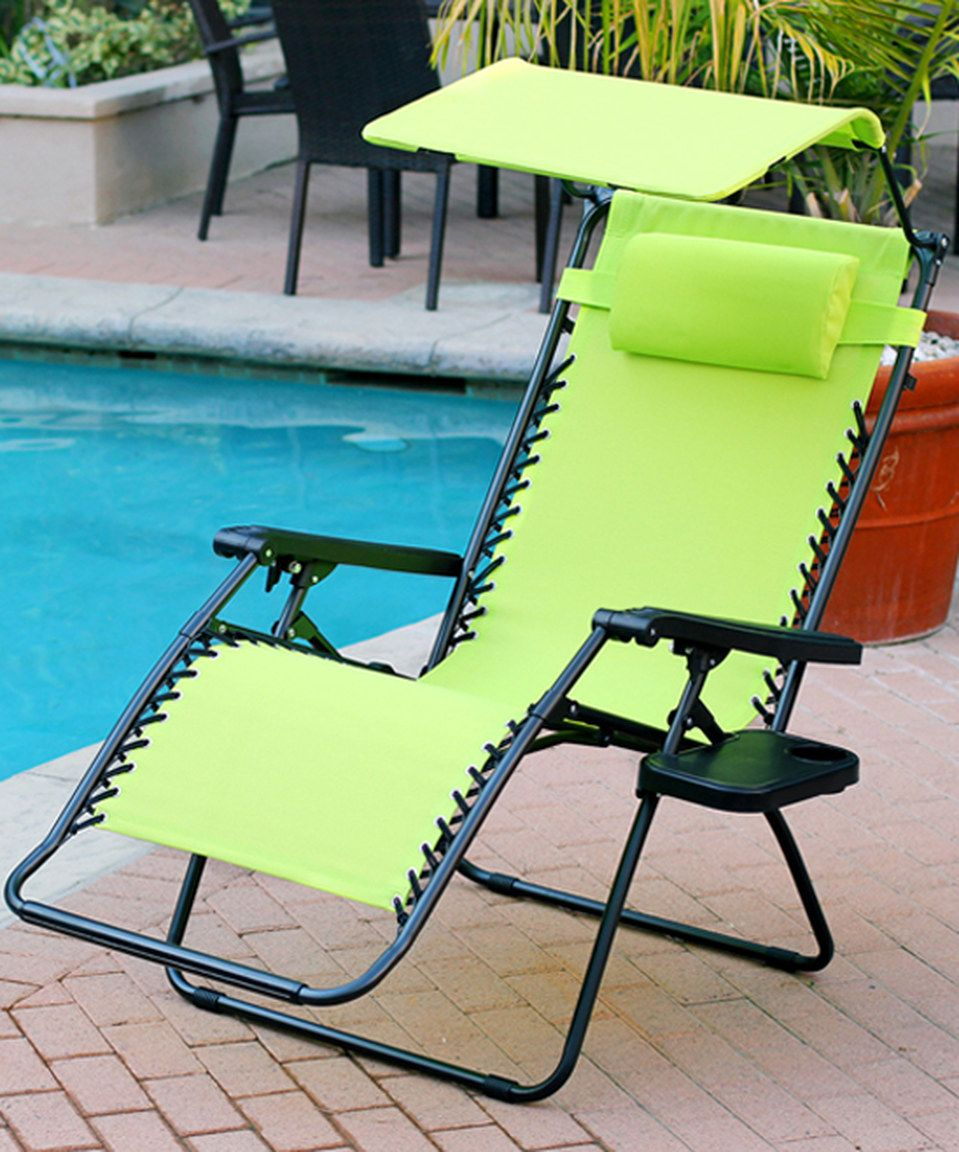 lime green patio furniture. Another Great Find On #zulily! Lime Green Oversize Zero Gravity Chair By Jeco Inc Patio Furniture L