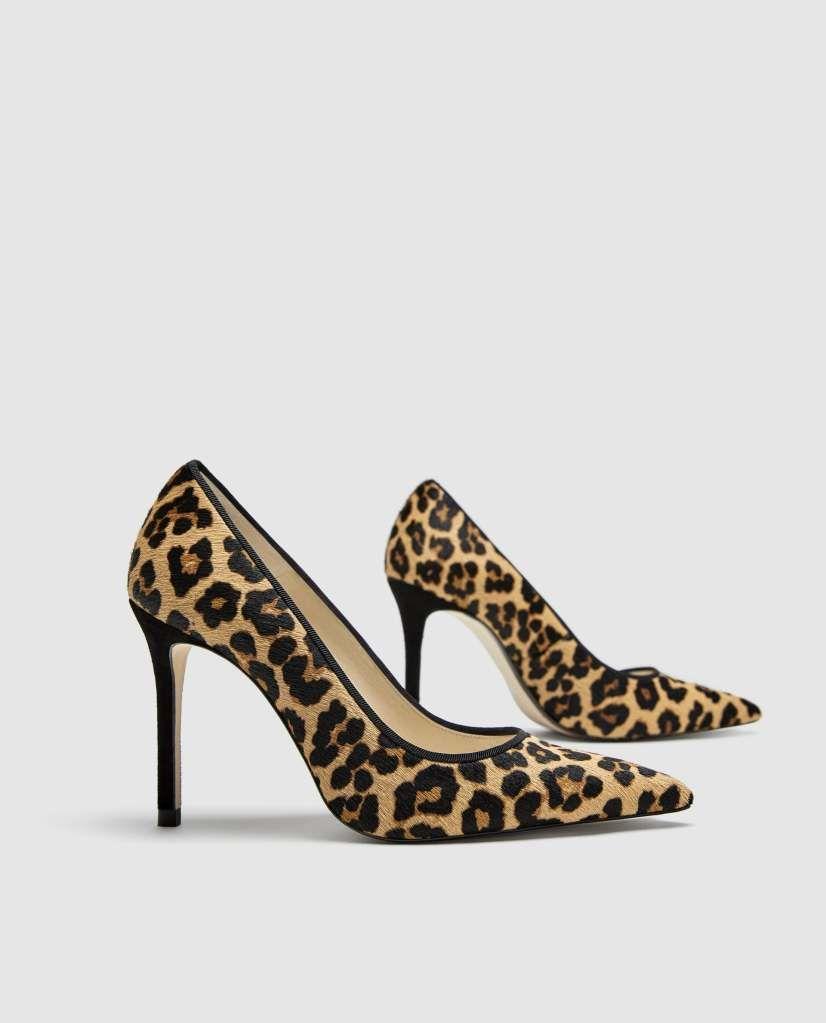0f4e04f05ea5 1226301195_2_2_1 Zara Australia, Leopard Print Pumps, Zara Fashion, Fashion  Shoes, High Heel