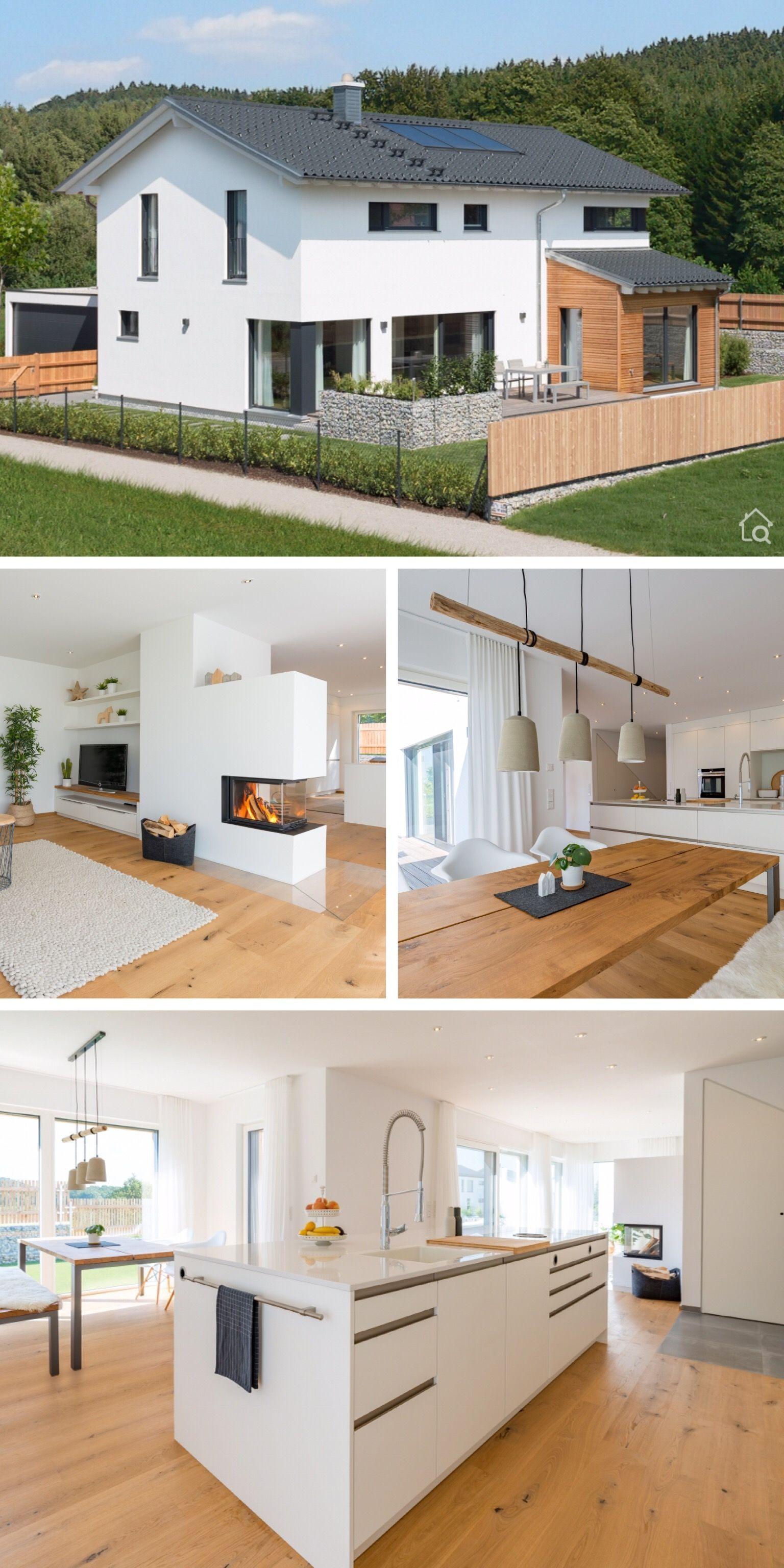 Einfamilienhaus ÖKOHAUS HERB mit Garage - Baufritz | HausbauDirekt.de