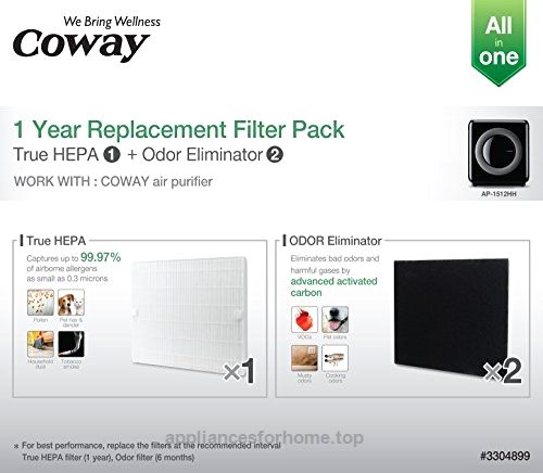 Coway Replacement Filter Pack For Ap1512hh Check It Out Now 59 99