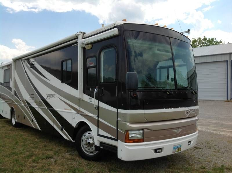 2003 fleetwood discovery 39l for sale by owner