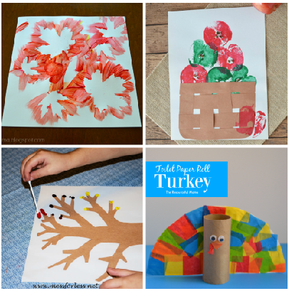 Fall Crafts For Kids Quick And Easy Fall Crafts For Toddlers And