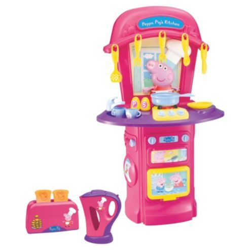 Buy Peppa Pig My First Kitchen With Kettle Toaster From Our