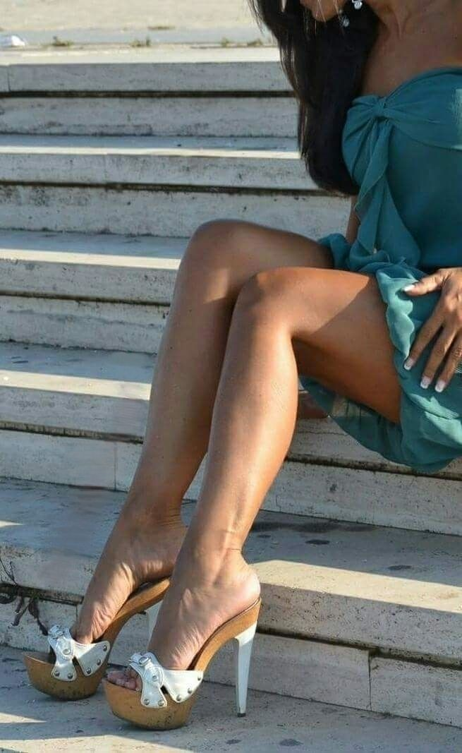 6739cc5224c Pin by Heels High For Fashion on Platform high heels