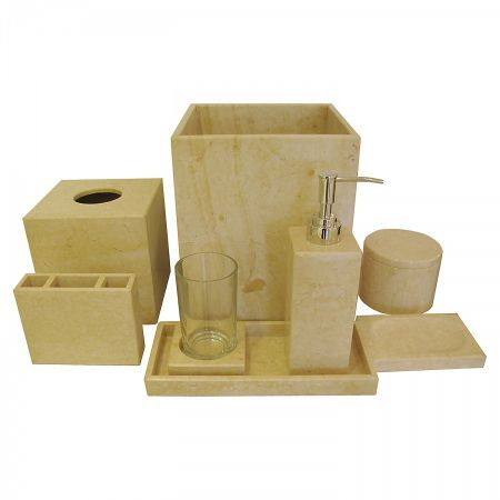 Croscill Tranquility Marble Bath Collection   Embrace The True Natural  Beauty Of These Marble Forms.