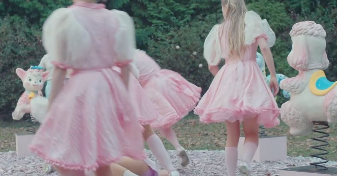 Movie Movies Film Show Appreciation Post For Melanie Martinez And The Crew That Made This Film Melanie Martinez Dress Melanie Martinez Flower Girl Dresses
