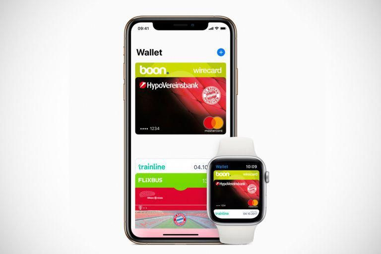 How to use apple pay on watch series 4