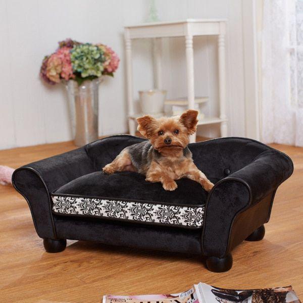 Enchanted Home Pet Sassy Sofa Furniture Pet Bed - 16263353 .