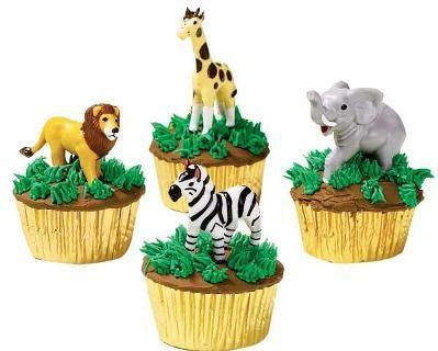 Molly's safari party