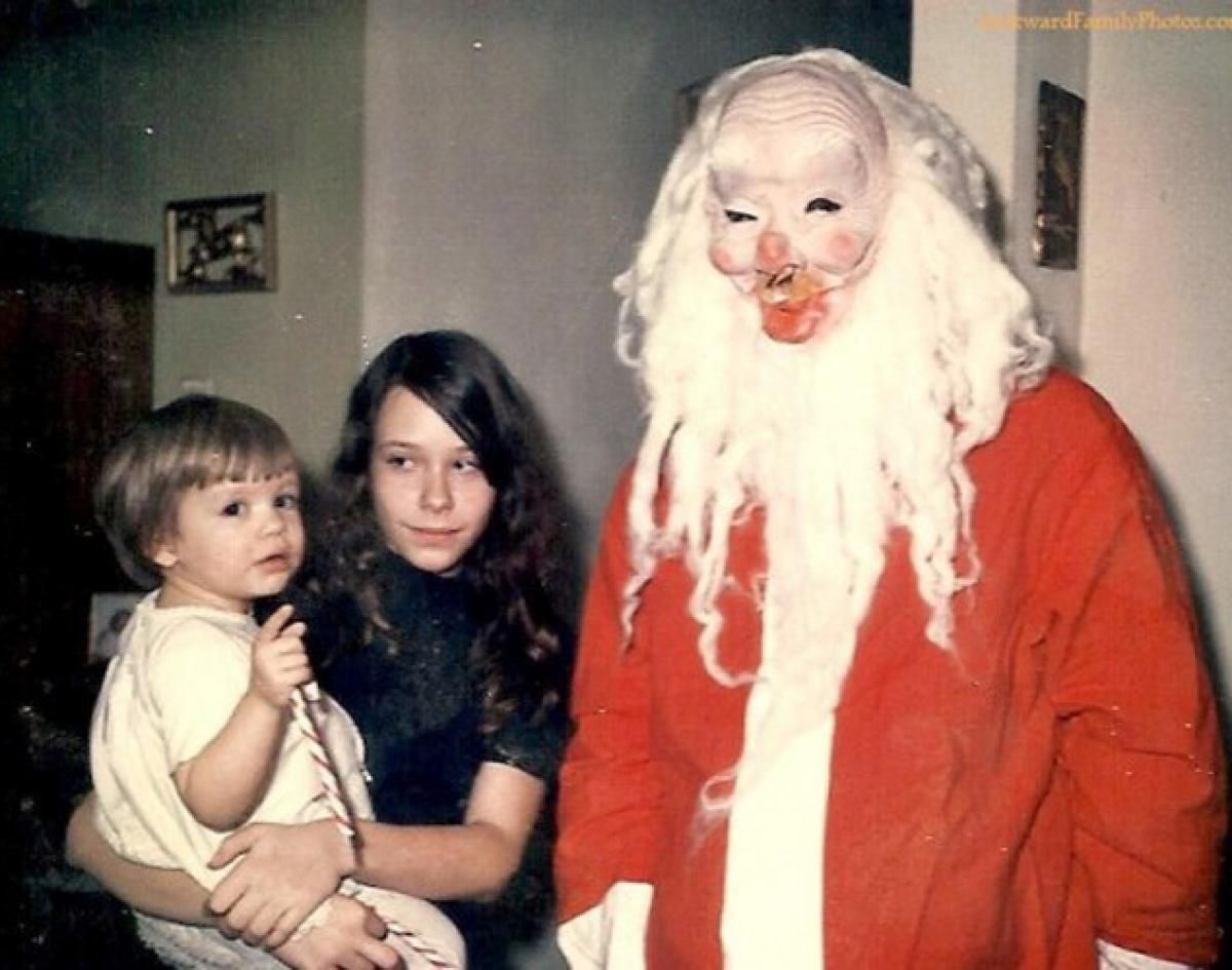 WTF, Santa