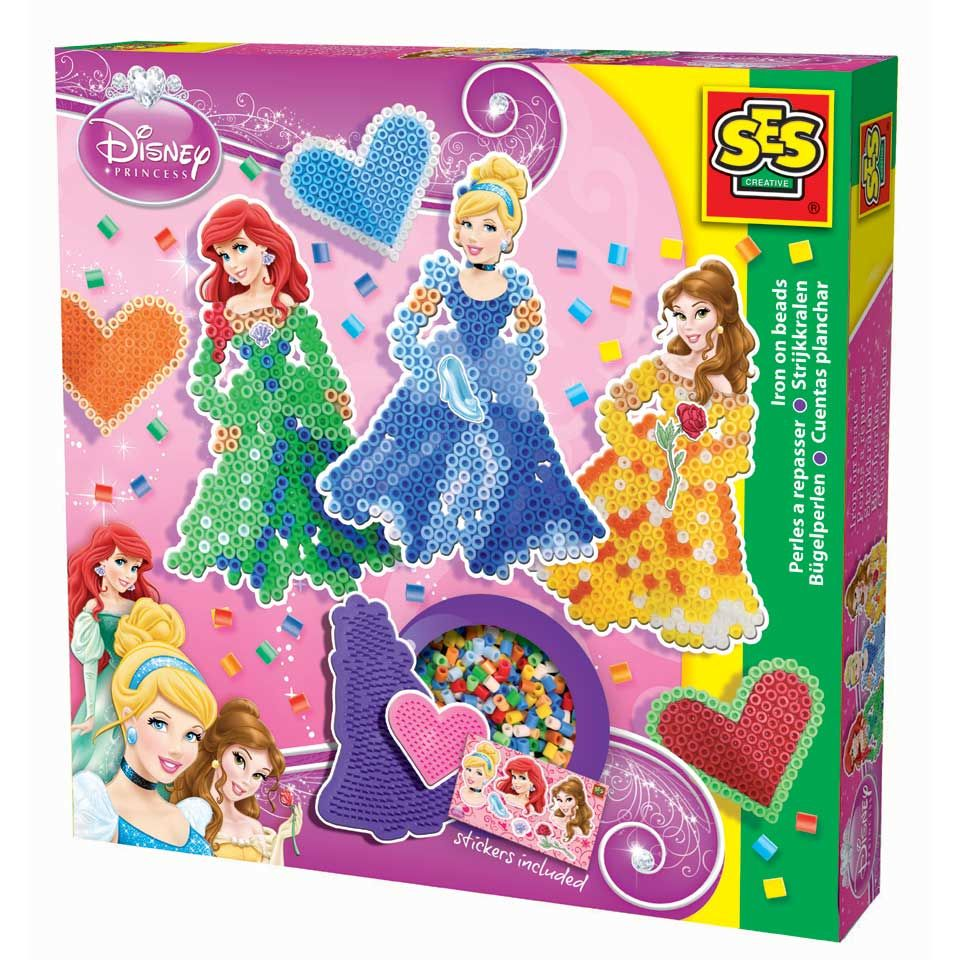 SES Disney Princess strijkkralen - Really Cool Things for Kids ...