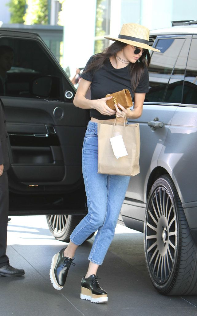 ff9bb6e756a Kendall Jenner and Diane Kruger Wear the Spring Platforms We All ...