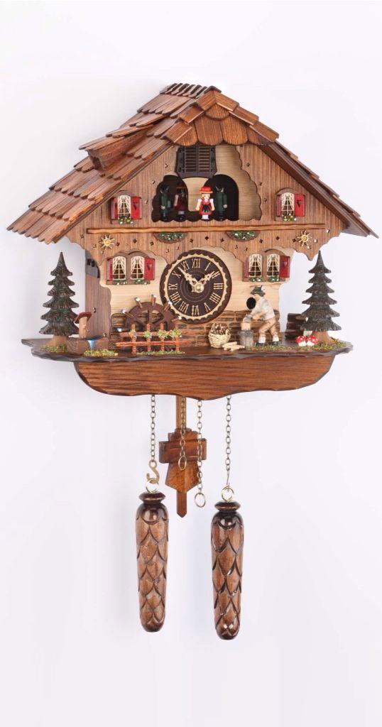 Reloj Cucú Reloj De Cuco Relojes De Pared Reloj Cucu