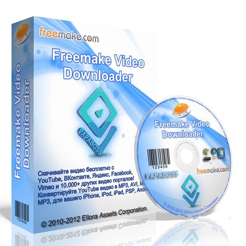 Freemake Video Downloader 3.8.0.0 Portable Free Download