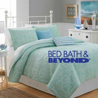Bed Bath & Beyond's Coastal Beach Collection