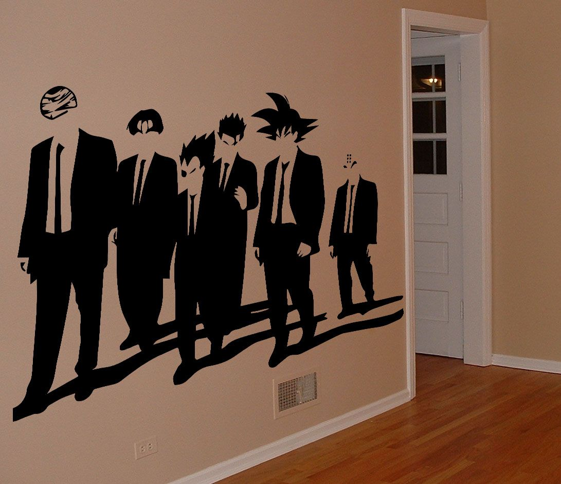 Dragon ball z wall decal designs for wall stickersdecals dragon ball z wall decal amipublicfo Images
