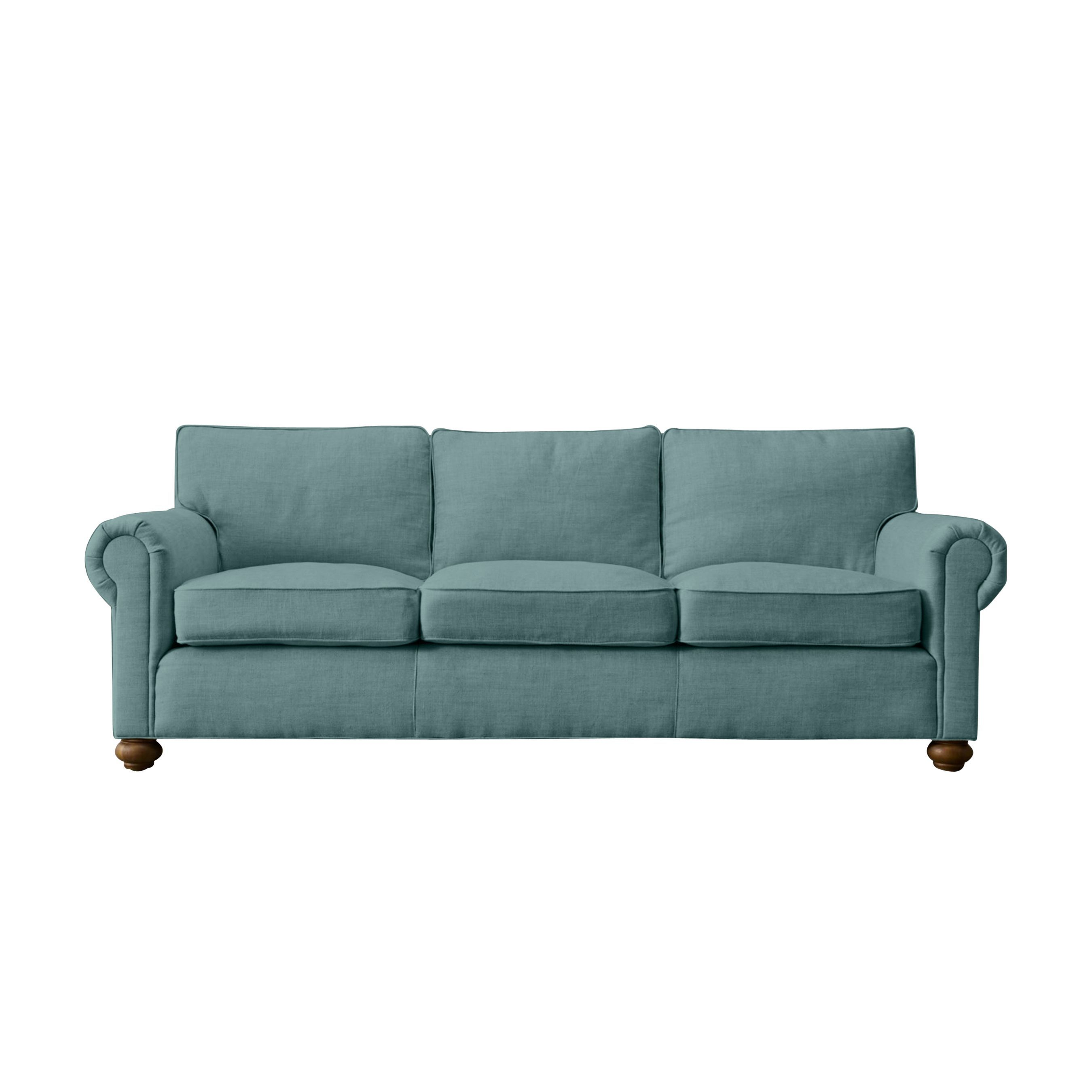 TAG by Tandem Arbor Laguna Linen Bushwick Made to Order Sofa (