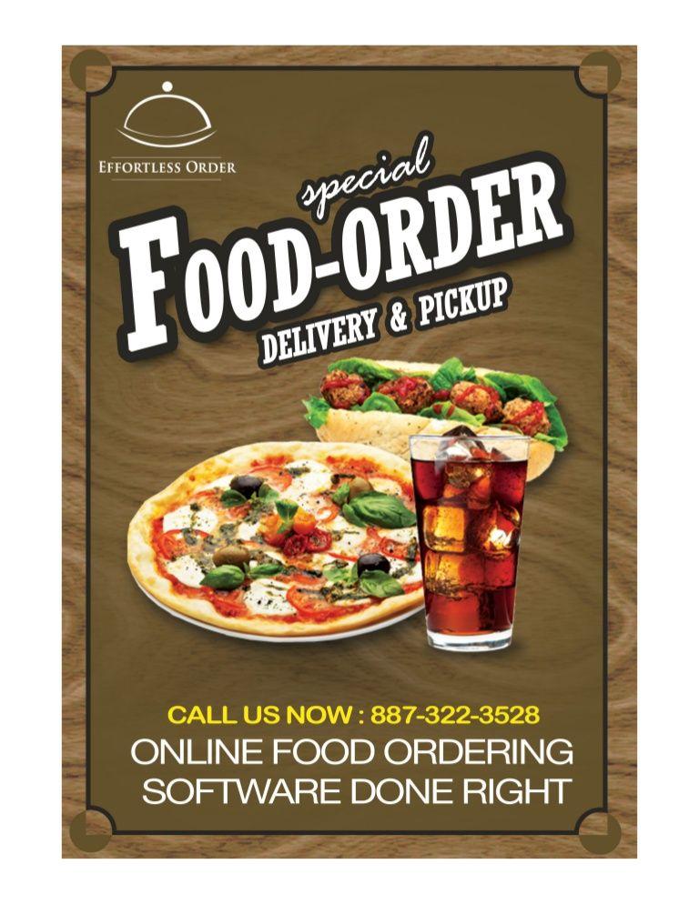 Best Online Food Ordering Software | Sedona Food Delivery & Pickup