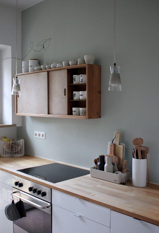 Salbei mit Holz – tolle Kombination in der Küche #Küche