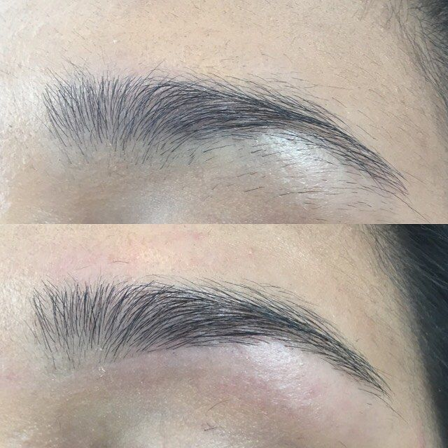 Happy Friday Say Hello To This Brow Clean Up Happyfriday