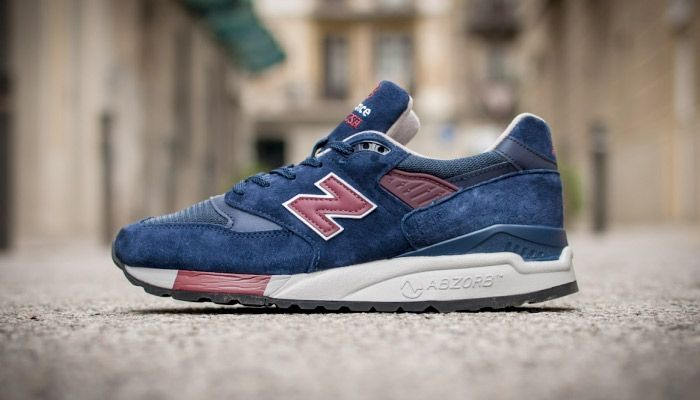 Best New Balance 998 White Red Blue Factory Online y3mqnguyv