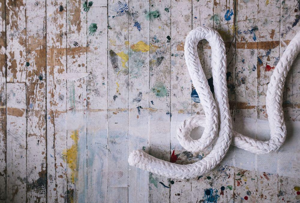 CAITLIN WYLDE | LA ARTIST WITH NEW ENGLAND ROOTS via Huxtergoods