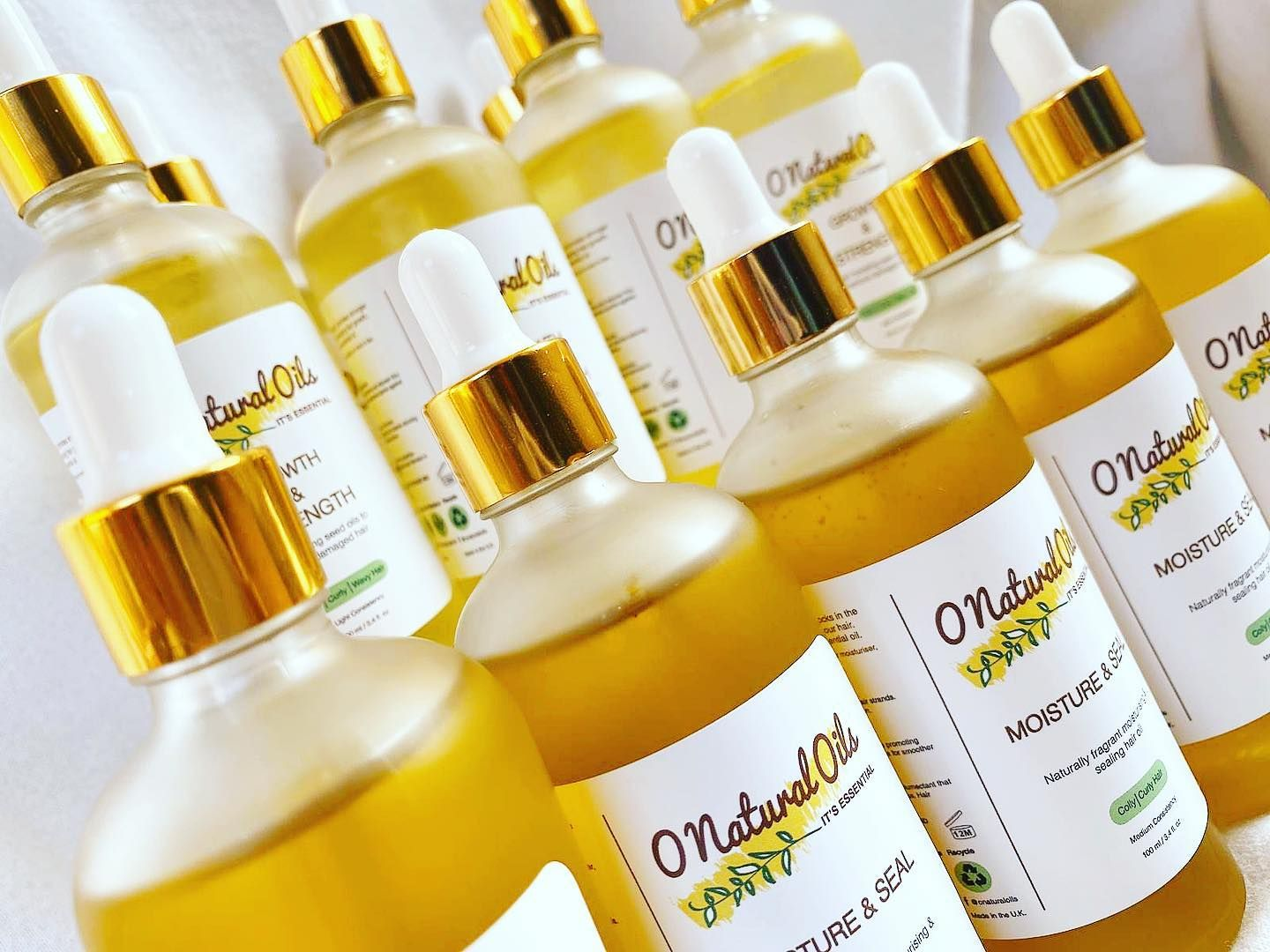 NEW STOCK !! 🤩🤩🤩***** Brand new stock of ONaturalOils Moisture & Seal and Growth & Strength, ready for purchase via @etsy 🛍  Link in bio☝️ . Get yours now! . . #onaturaloils #newstockalert #getyoursnow #hairoils #curlynaturalhair #smellsamazing #naturalista #naturalhairblogger #productsthatwork #hairgrowthtips #naturalhairjourneycontinues #productsforcurlyhair #kinksandcoils #kinkycoily #afrohaircare #naturalhairoils #4chairproducts #4chair #4bhair #4ahair #3chair #3bhair #3ahair #naturaltwa