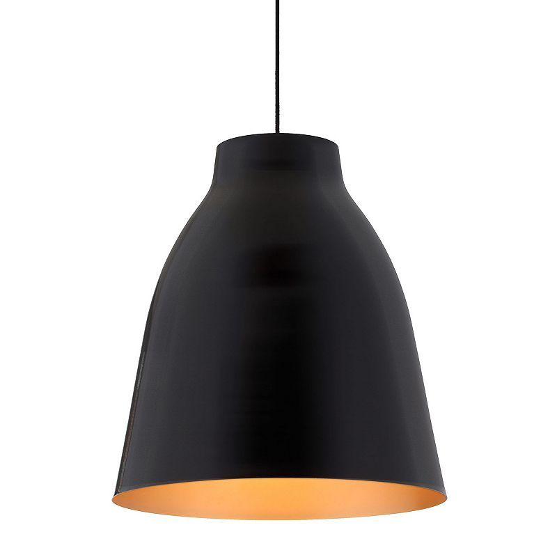Zuo pure bronze pendant lamp black aloadofball Images