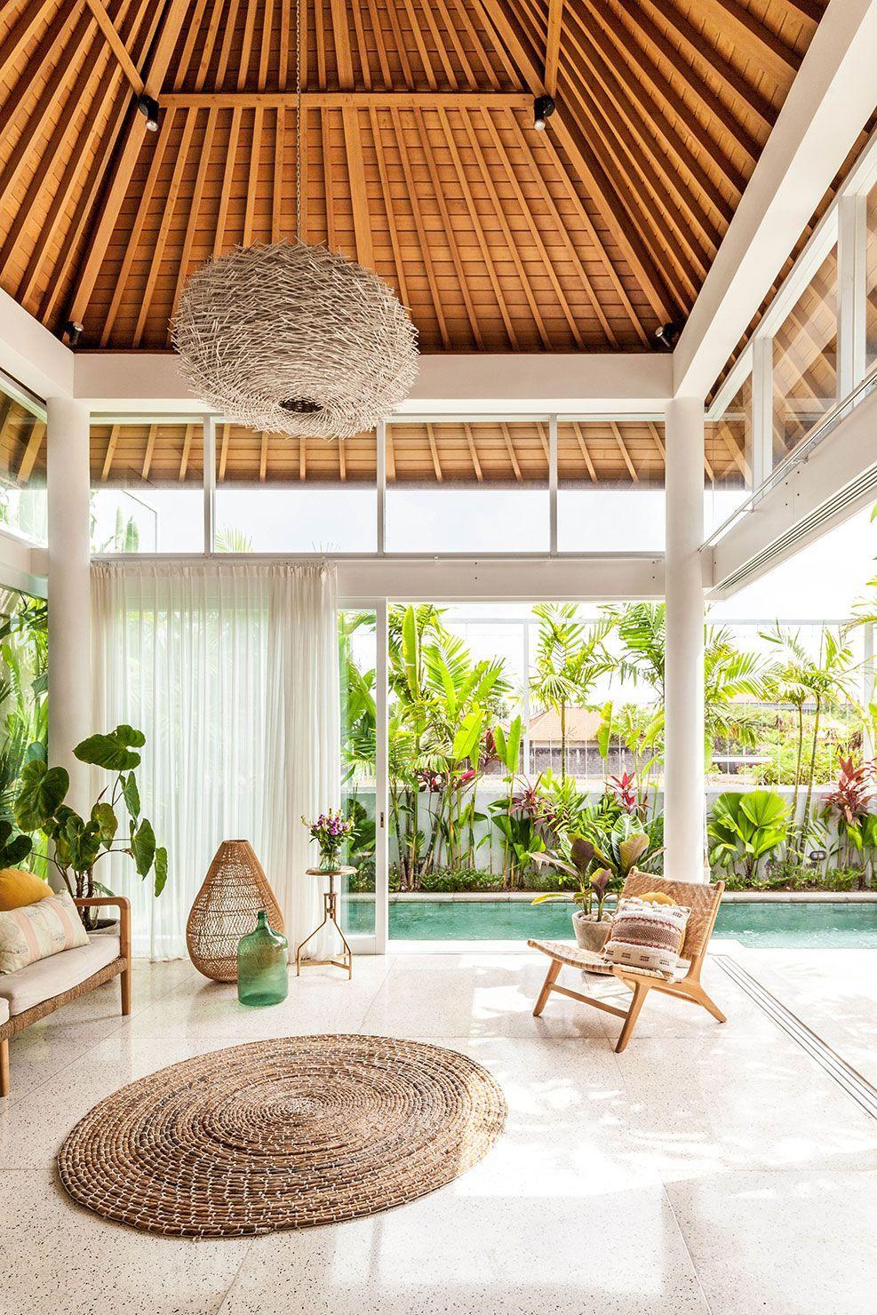 Home | Modern tropical house, Bali style home, Tropical ...