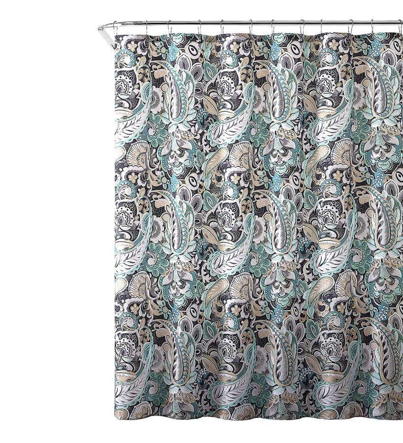 16 Top Mint Green And Gray Shower Curtain Gallery Splendid Mint