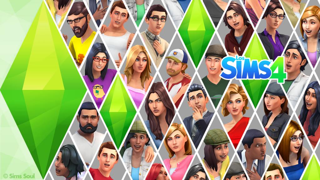 He Sims 4 скачать торрент - фото 2