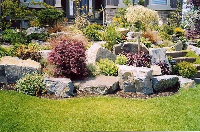 Why Use Landscaping Stones Landscaping With Large Rocks