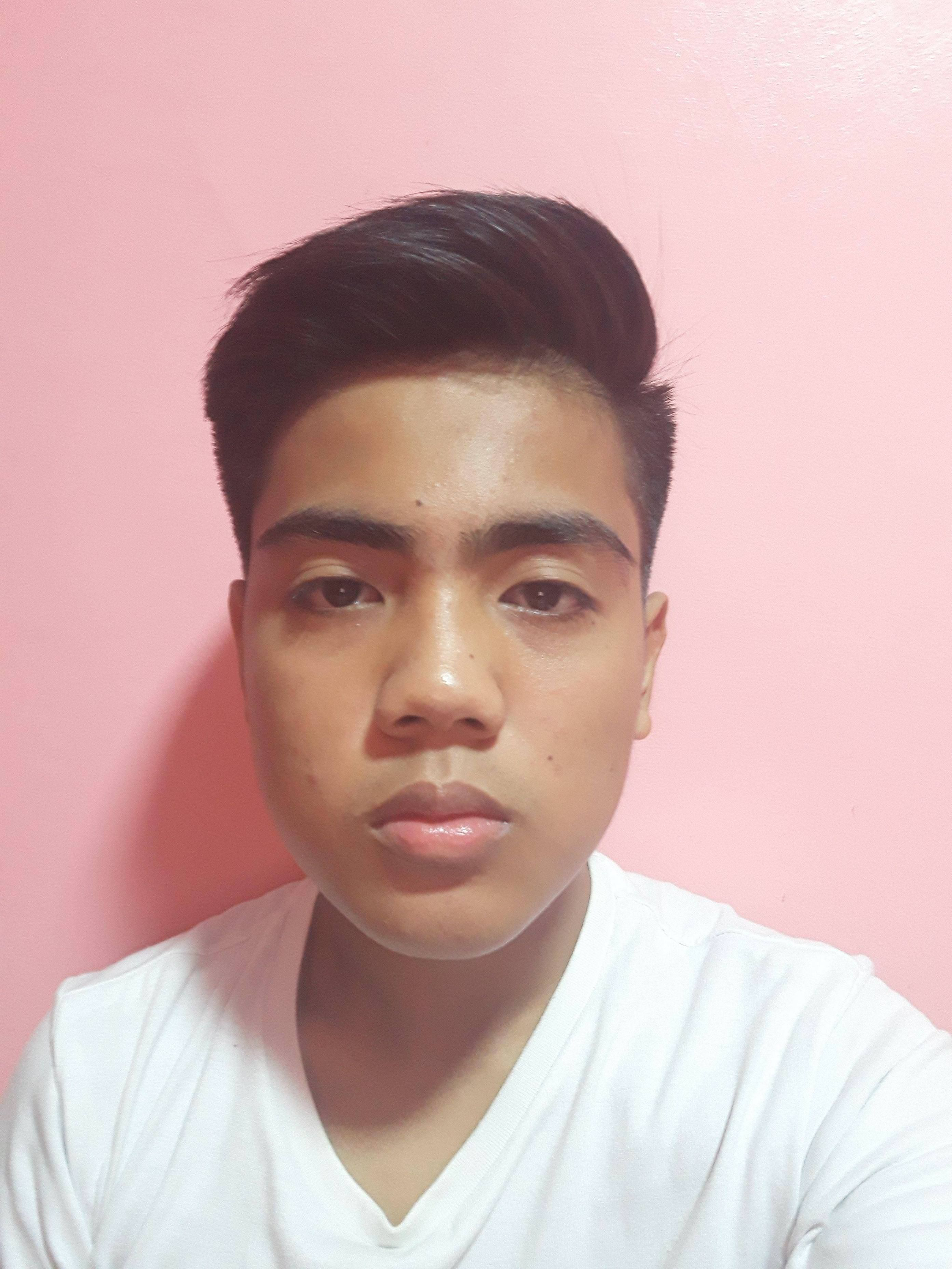 Haircut for men according to face shape can anyone tell me my face shape and if this hairstyle fits me