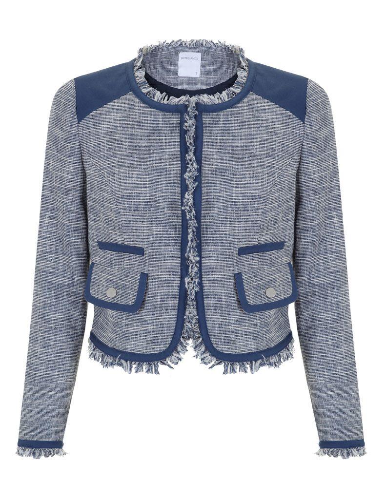 Las chaquetas azules de hombre te ayudan a multiplicar la versatilidad de las prendas incluidas en tu armario. Una camiseta básica marino, por ejemplo, te sentará de maravilla debajo de una chaqueta tipo navy de poliéster.
