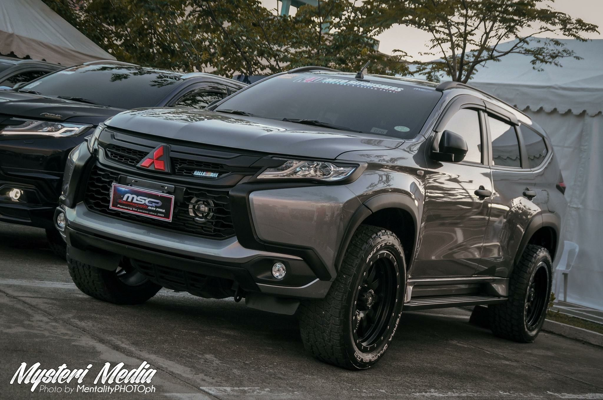 Mitsubishi Monterosport2017 Cars Suv Vnedorozhnyj Land Rover Zashitnik Dzhip