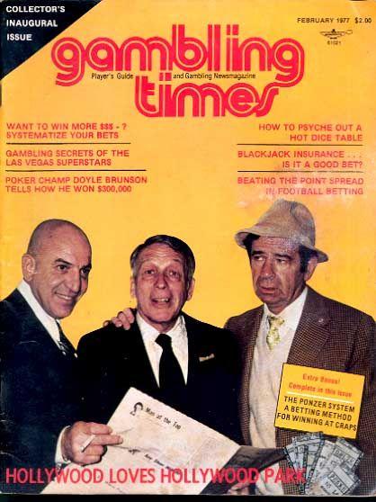 Gambling times magazine cliff jump 2 game