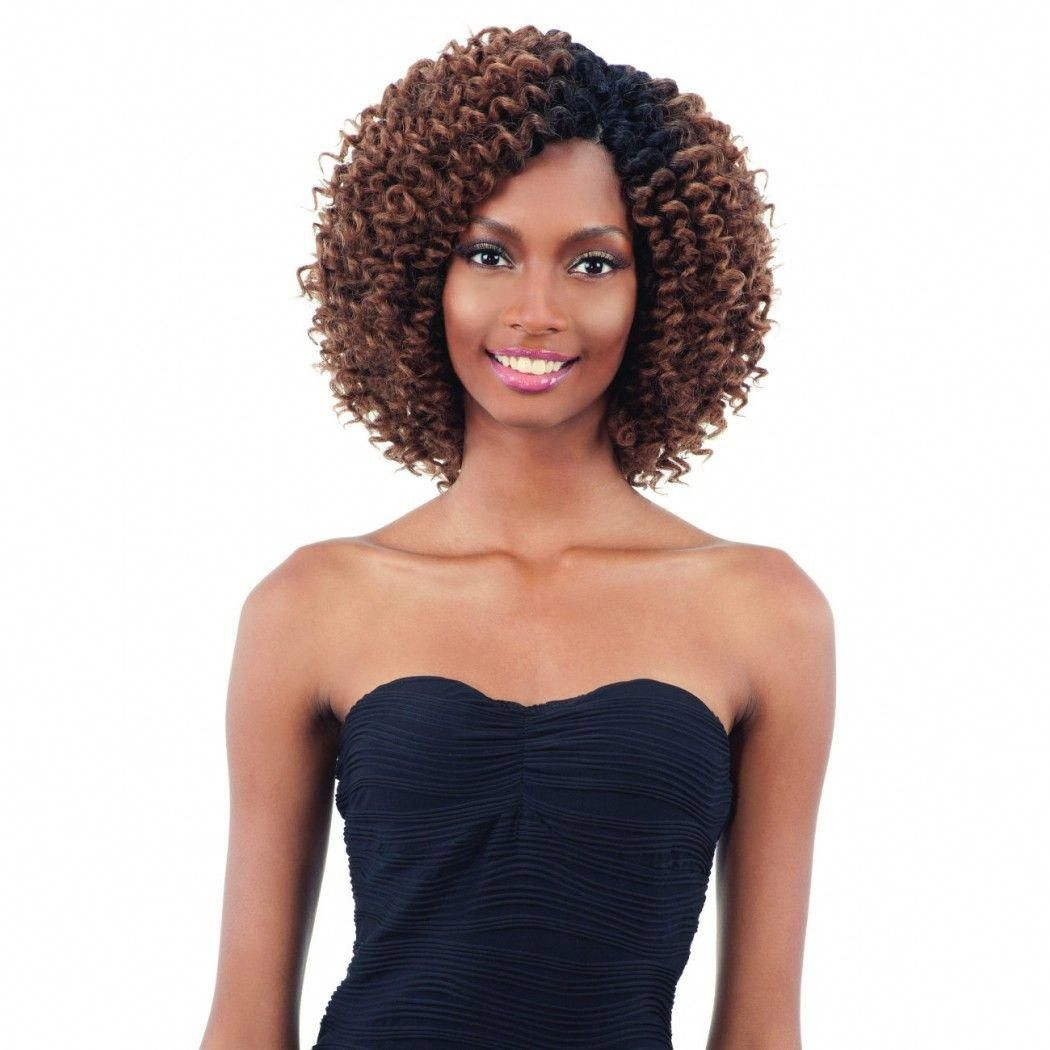 FreeTress Synthetic Braids 2X Soft Baby Curl (Small) in