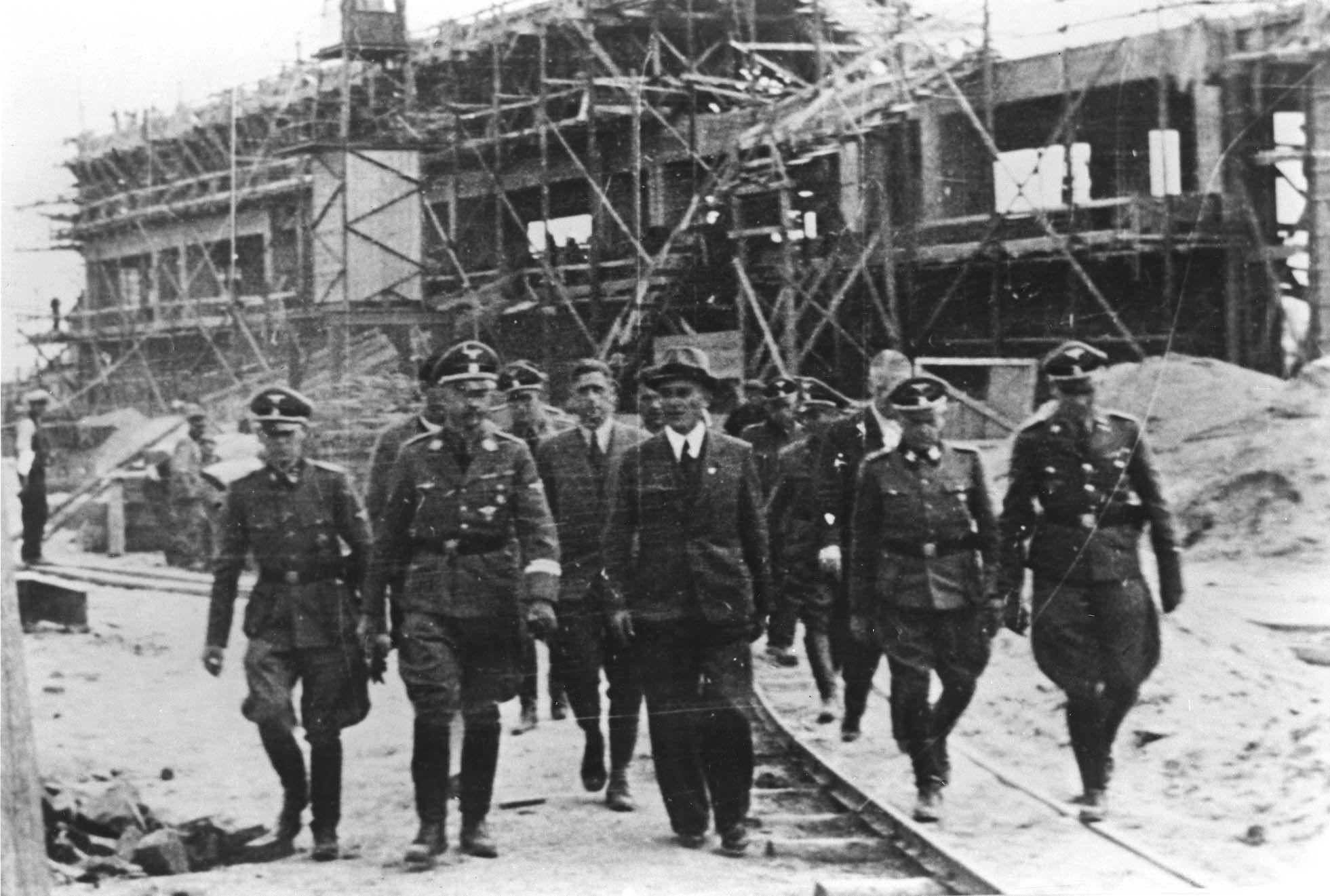 Himmler-I-G-FarbenTrial : The I. G. Farben Case (Nuernberg)