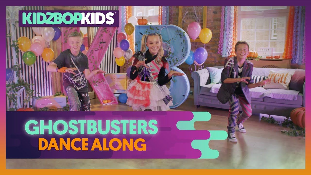Kidz Bop Kids Ghostbusters Dance Along Kidz Bop Halloween Kidz Bop Ghostbusters Dance