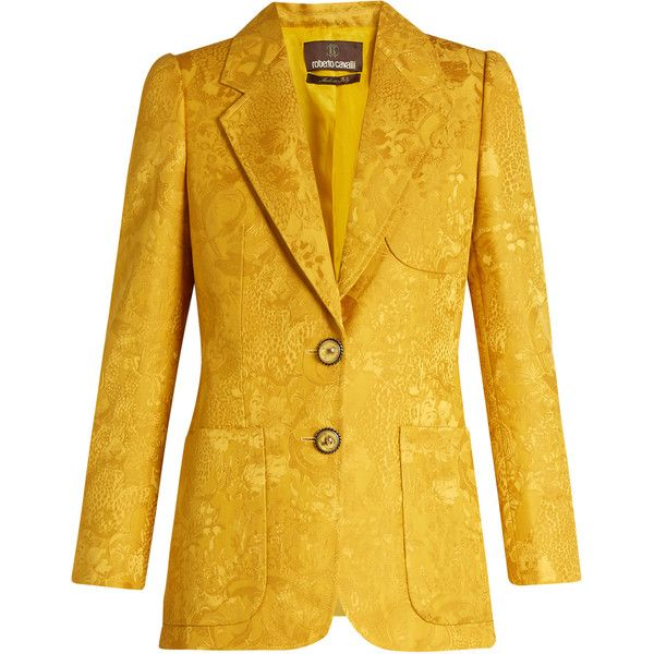 Image result for yellow brocade jacket