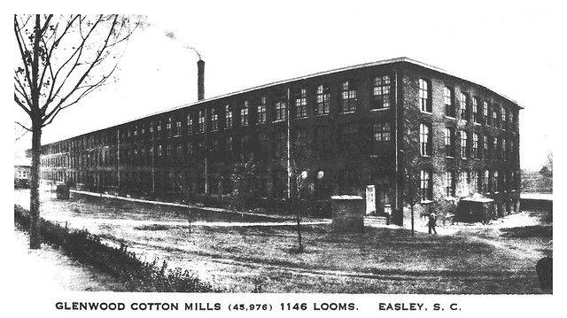 Glenwood Cotton Mill