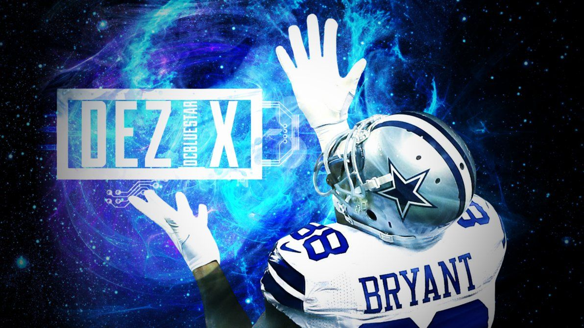 THROW UP THE X DEZ BRYANT