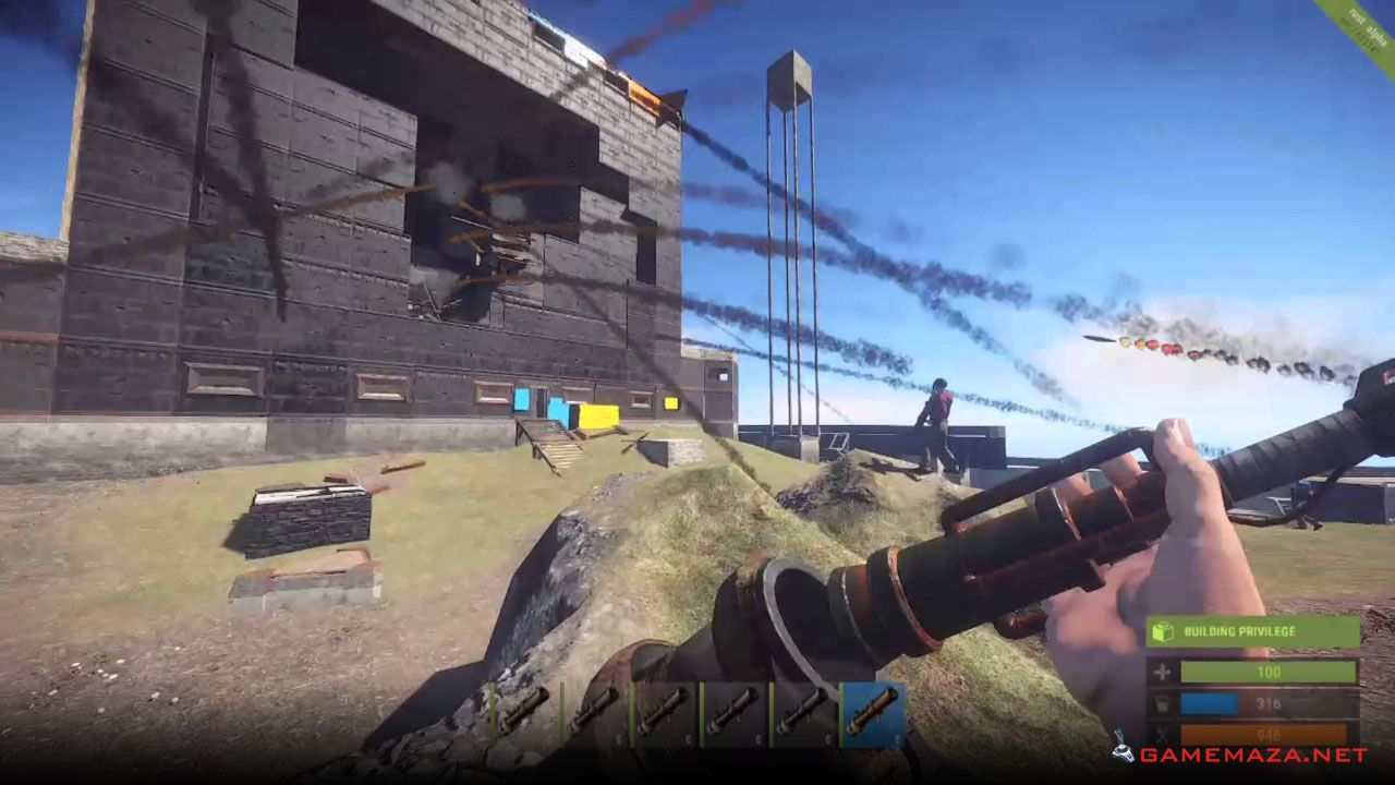 rust 2016 gameplay screenshot 2