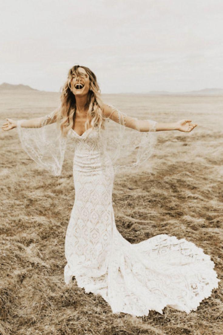 20 Boho Wedding Dresses Under $20   Fly By Night Wedding in 20 ...
