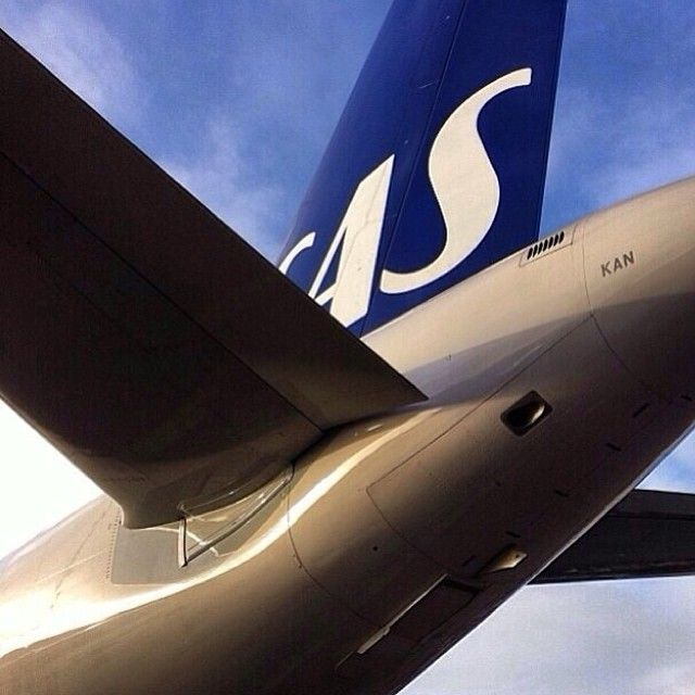Tailtuesday With Flysas Have A Great Day Everyone Sas Flysas Scandinavia Icanfly Scandinavian Airlines System Stockholm Arlanda Airport Oslo Airport