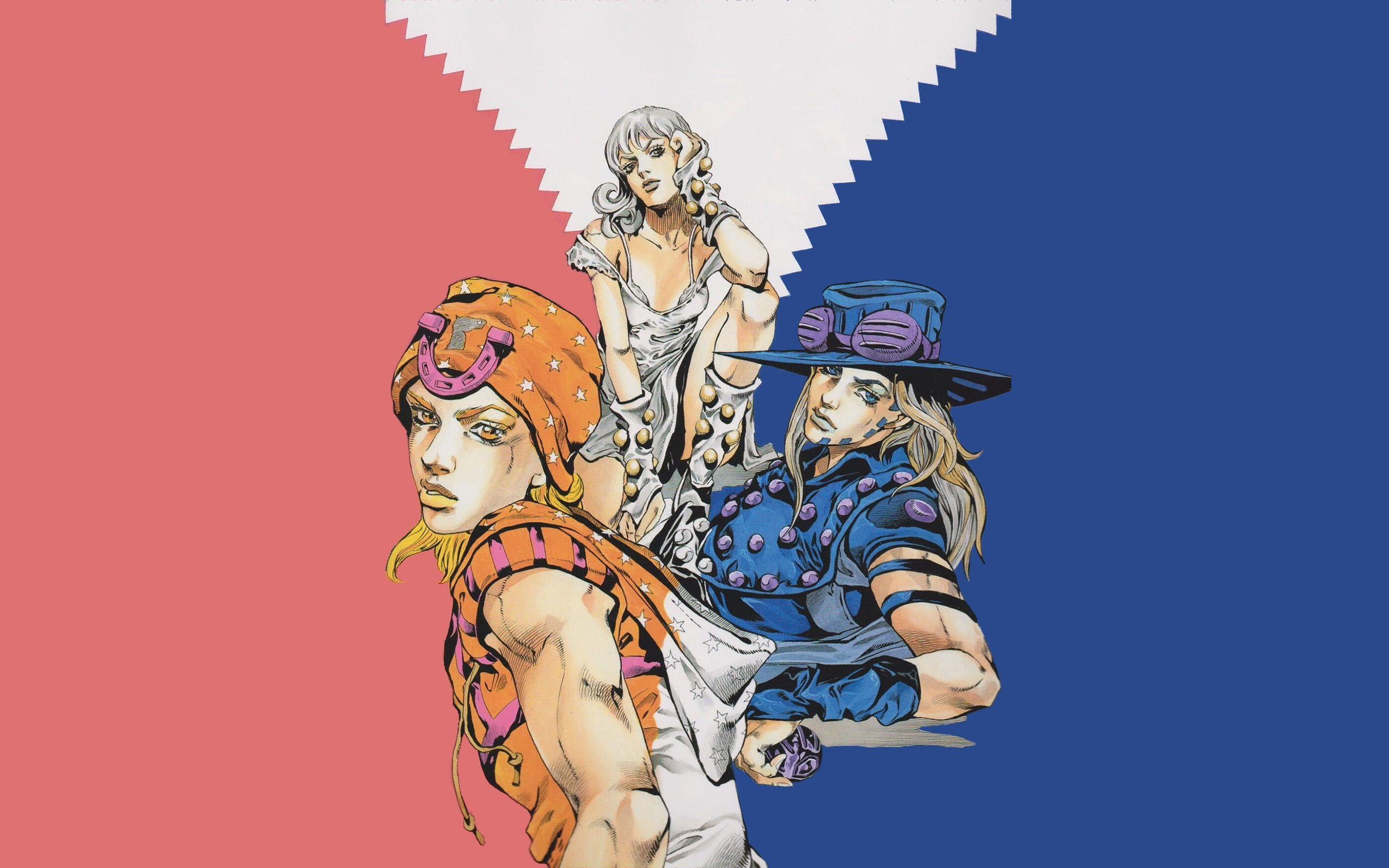 Jojo S Bizarre Adventure Jojolion Anime Manga Hirohiko Araki