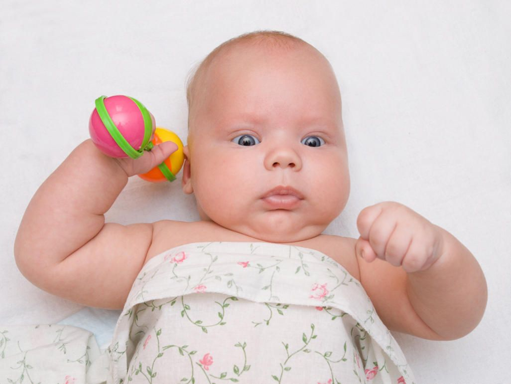 ¡Vamos a jugar! Tu bebé de 2 meses y 1 semana - BabyCenter